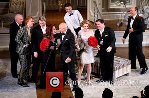 Jack O'brien, Rupert Grint, Matthew Broderick, Stockard Channing, Terrence Mcnally, Micah Stock, Megan Mullally, Nathan Lane and F. Murray Abraham
