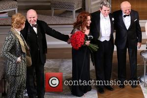 Rupert Grint, Jack O'brien, Stockard Channing, Matthew Broderick and Terrence Mcnally