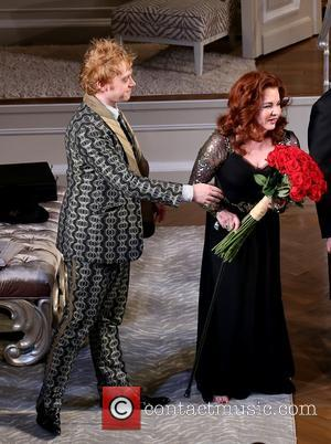 Rupert Grint and Stockard Channing