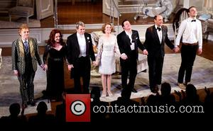 Rupert Grint, Stockard Channing, Matthew Broderick, Megan Mullally, Nathan Lane, F. Murray Abraham and Micah Stock
