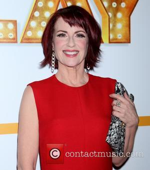 Megan Mullally - Snaps of the stars as they arrived at the opening night party for 'It's Only A Play'...