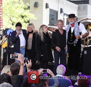 Fleetwood Mac, John Mcvie, Christine Mcvie, Stevie Nicks, Lindsey Buckingham and Mick Fleetwood