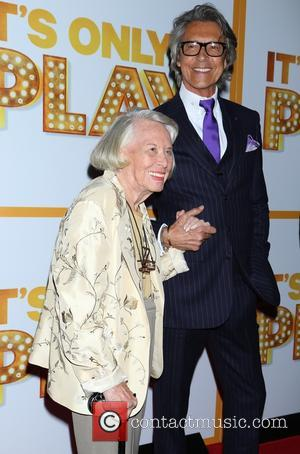 Liz Smith and Tommy Tune