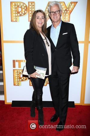 Talia Balsam and John Slattery