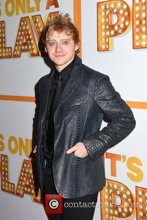 Rupert Grint - Opening night afterparty for 'Its Only A Play' at Marriott Marquis Hotel - New York, New York,...