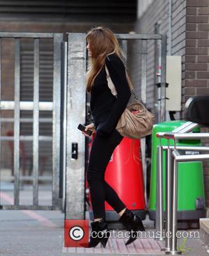 Jemima Khan - Celebrities at the ITV studios - London, United Kingdom - Thursday 9th October 2014