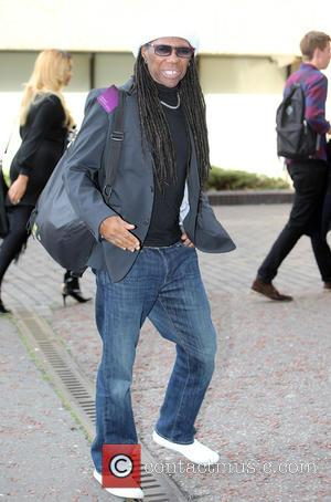 Nile Rodgers - Celebrities at the ITV studios - London, United Kingdom - Thursday 9th October 2014