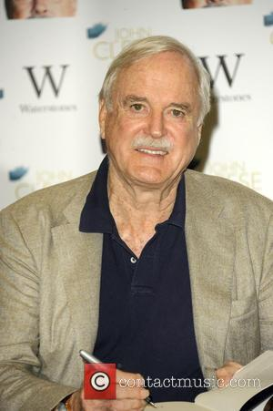 John Cleese Lands Top Book Award Nomination