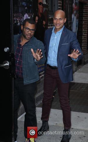 Jordan Peele and Keegan-michael Key