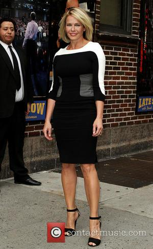 Chelsea Handler - Late Show with David Letterman