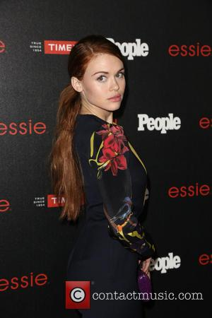 Holland Roden - A variety of up and coming stars took to the red carpet for the People Magazine 'Ones...