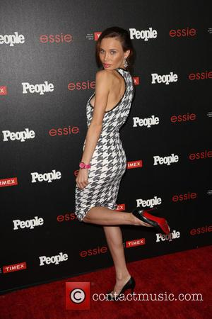 Natalie Gal - A variety of up and coming stars took to the red carpet for the People Magazine 'Ones...