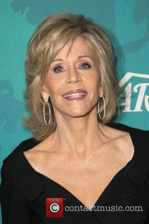 Jane Fonda - Variety's 2014 Power of Women luncheon - Arrivals at Beverly Wilshire Four Seasons Hotel - Los Angeles,...