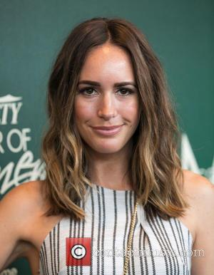 Louise Roe - Variety's 2014 Power of Women luncheon - Arrivals at Beverly Wilshire Four Seasons Hotel - Los Angeles,...