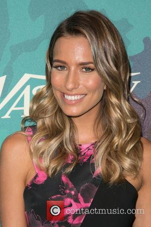 Renee Bargh - Variety's 2014 Power of Women luncheon - Arrivals at Beverly Wilshire Four Seasons Hotel - Los Angeles,...