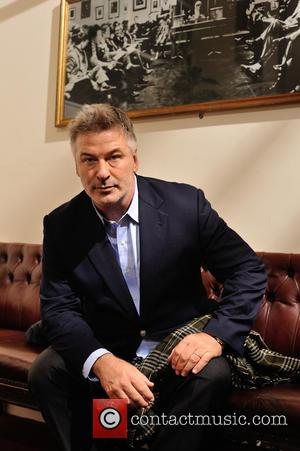 Alec Baldwin - Alec Baldwin speaks at The Cambridge Union Society at Cambridge Union Society - Cambridge, United Kingdom -...