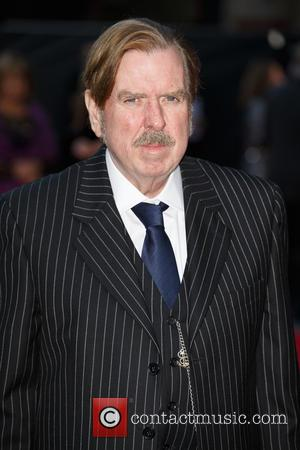 Timothy Spall - BFI LFF gala premiere of 'Mr Turner' - Arrivals at Odeon Leicester Square - London, United Kingdom...