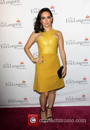 Ana De La Reguera - A variety of stars attended the Eva Longoria Foundation Dinner at the Beso Retaurant in...
