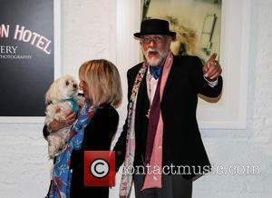 Christie Mcvie and Dave Stewart