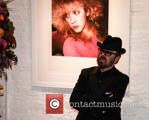 Dave Stewart - Photos from American singer songwriter Stevie Nicks' art exhibit at a gallery in the Morrison Hotel in...