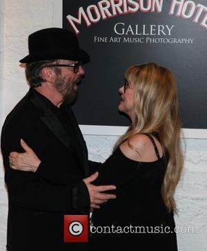 Dave Stewart and Stevie Nicks