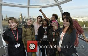 Jude Kelly, Nimco Ali, Sarah Sands, Lynne Featherstone, Dawn O'porter, Baroness Doreen Lawrence, Zandra Rhondes and Gemma Cairney