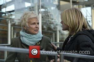 Julie Walters - British female celebs took over the London eye for International Day of the Girl in London, England,...