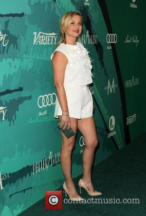 Jessica Capshaw - Variety's 2014 Power of Women luncheon - Arrivals at Beverly Wilshire Four Seasons Hotel - Beverly Hills,...