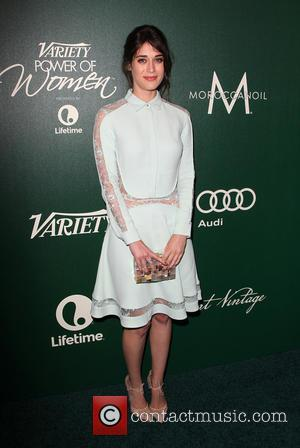 Lizzy Caplan - Variety's 2014 Power of Women luncheon - Arrivals at Beverly Wilshire Four Seasons Hotel - Beverly Hills,...