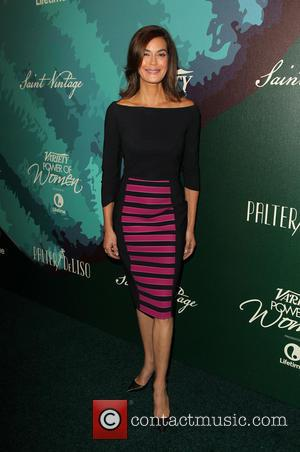 Teri Hatcher - Variety's 2014 Power of Women luncheon - Arrivals at Beverly Wilshire Four Seasons Hotel - Beverly Hills,...