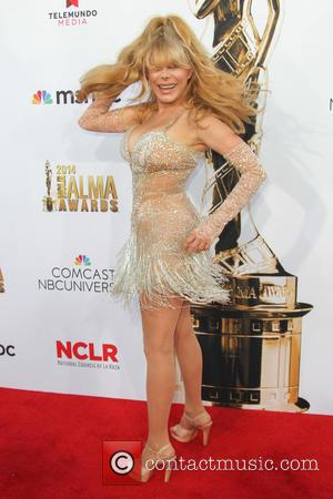 Charo - 2014 NCLR ALMA Awards - Arrivals at Pasadena Civic Auditorium - Pasadena, California, United States - Friday 10th...