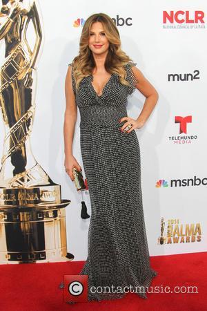 Daisy Fuentes - 2014 NCLR ALMA Awards - Arrivals at Pasadena Civic Auditorium - Pasadena, California, United States - Friday...