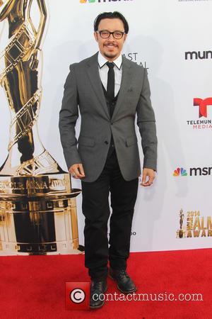 Efren Ramirez - 2014 NCLR ALMA Awards - Arrivals at Pasadena Civic Auditorium - Pasadena, California, United States - Friday...