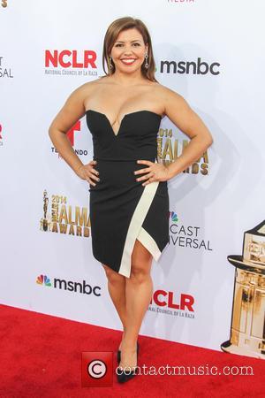 Justina Machado - 2014 NCLR ALMA Awards - Arrivals at Pasadena Civic Auditorium - Pasadena, California, United States - Friday...