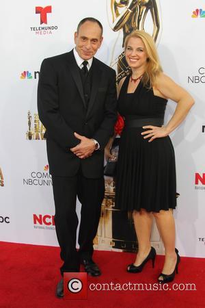 Nestor Serrano and Debbie Ross