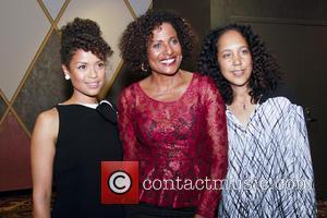 Gugu Mbatha-raw, Robin Robinson and Gina Prince-bythewood