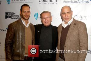 Lucas Akoskin, Michael Kutza and Guillermo Arriaga