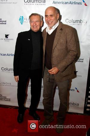 Michael Kutza and Guillermo Arriaga
