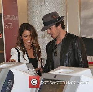 Ian Somerhalder and Nikki Reed Keep Things Heated on Ski Vacation in Idaho