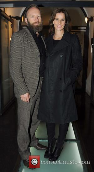 Andrew Taylor and Rachel Griffiths