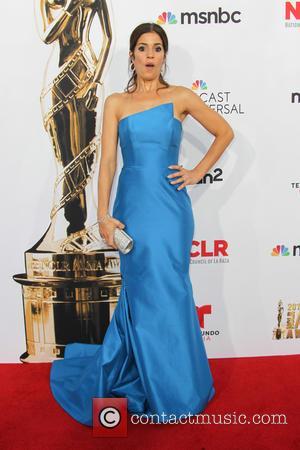 Ana Ortiz - 2014 NCLR ALMA Awards at Pasadena Civic Auditorium - Pasadena, California, United States - Friday 10th October...
