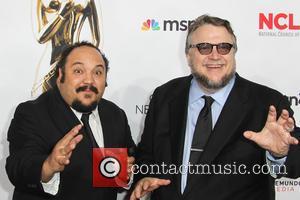Guillermo del Toro and Jorge Gutierrez - 2014 NCLR ALMA Awards at Pasadena Civic Auditorium - Pasadena, California, United States...
