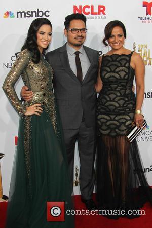 Michael Pena, Edy Ganem and Judy Reyes - 2014 NCLR ALMA Awards at Pasadena Civic Auditorium - Pasadena, California, United...