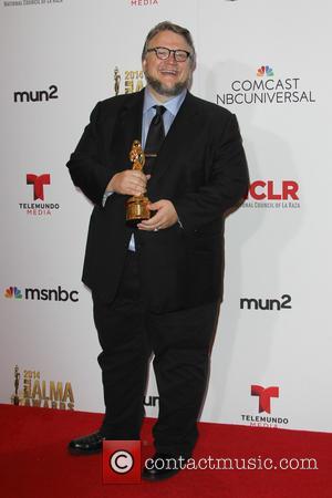 Guillermo del Toro - 2014 NCLR ALMA Awards - Press Room at Pasadena Civic Auditorium - Pasadena, California, United States...