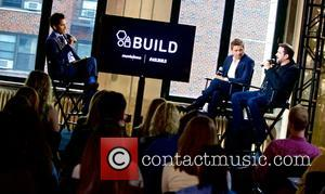 Jeremy Renner - AOL's BUILD Speaker Series with  actor Jeremy Renner - New York City, New York, United States...