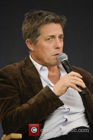 Hugh Grant - Meet the actor at Apple Regent Street - London, United Kingdom - Friday 10th October 2014