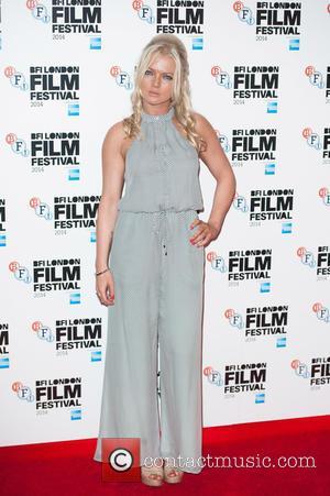 Hannah Spearritt - The Goob screening - London, United Kingdom - Friday 10th October 2014