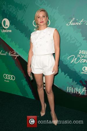 Jessica Capshaw - Variety's 2014 Power of Women luncheon - Arrivals at Beverly Wilshire Four Seasons Hotel - Los Angeles,...