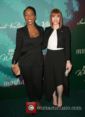 Jessica Matthews and Bryce Dallas Howard