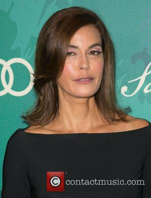 Teri Hatcher - Variety's 2014 Power of Women luncheon - Arrivals at Beverly Wilshire Four Seasons Hotel - Los Angeles,...